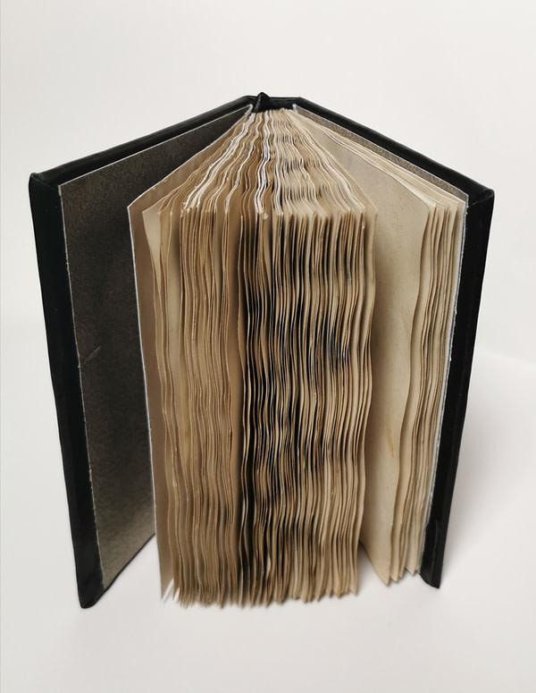 carnets papier vieilli
