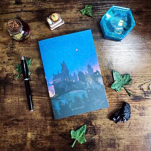 carnet pourdlard école de sorcellerie lunaecraft