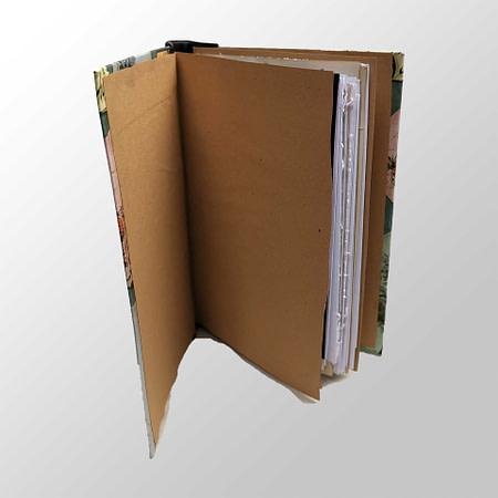 journal recyclé ZD